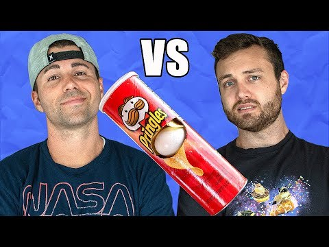 EGG DROP  Mark Rober vs William Osman