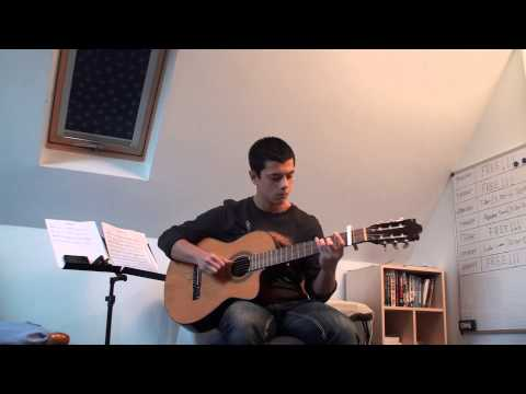 Linkin Park - Numb -  Fingerstyle Guitar Cover (WITH TABS)
