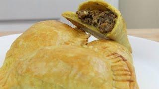 How to Make Jamaican Patties: TurkeyChicken