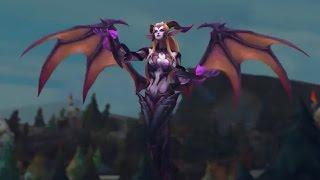 PBE Preview: Dragonslayer Xin Zhao & Dragon Sorceress Zyra