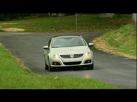 MotorWeek Road Test: 2009 Volkswagen CC