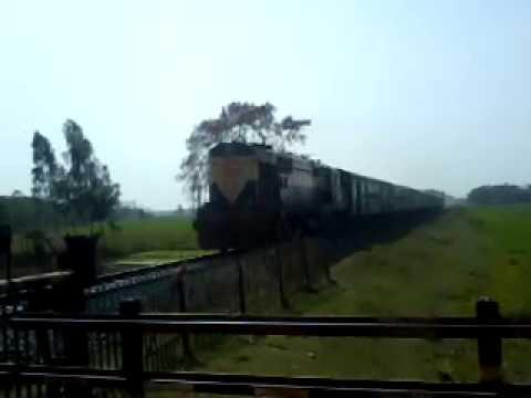 22488 Anand Vihar (Delhi) - Radhikapur Express