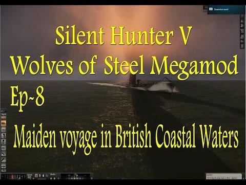 Silent Hunter V: Ep 8 Small Passenger merchant ist kaput