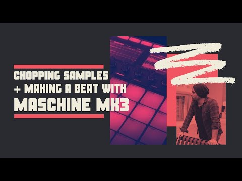 Making a Hip Hop Beat (Maschine MK3 + Native Instruments)