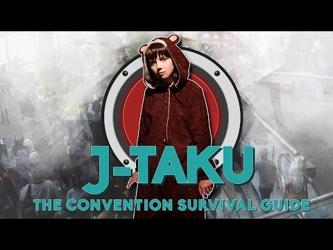 J-Taku Ep 16: The Convention Survival Guide