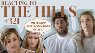 Reacting to 'THE HILLS' | S3E21 | Whitney Port