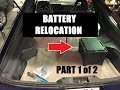 Download 1986 Mustang GT Project - Battery Relocation - PART 1 of 2