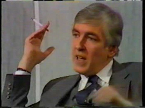 1982 interview of Peter Cook by Michael Parkinson.