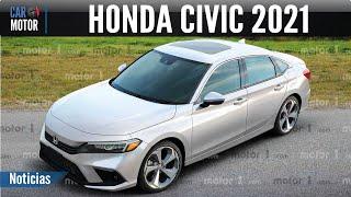 Honda Civic 2021- REVELADO!!!?? ?