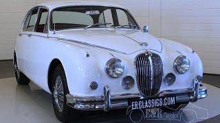 Jaguar MK2 Saloon 1960 - VIDEO - www.ERclassics.com
