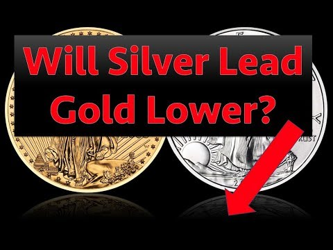 Gold & Silver Price Update - February 28, 2018 + Will Silver Lead Gold Lower?