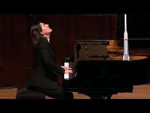 Mariam Batsashvili performs a recital of Franck, Schumann, Liszt & more at Wigmore Hall (Oct 2020)