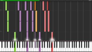 [PIANO] Rammstein - Sonne
