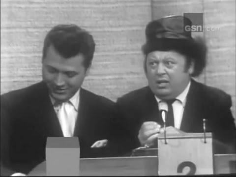 What's My Line? - Marty Allen & Steve Rossi; PANEL: Woody Allen, Phyllis Newman (Feb 26, 1967)