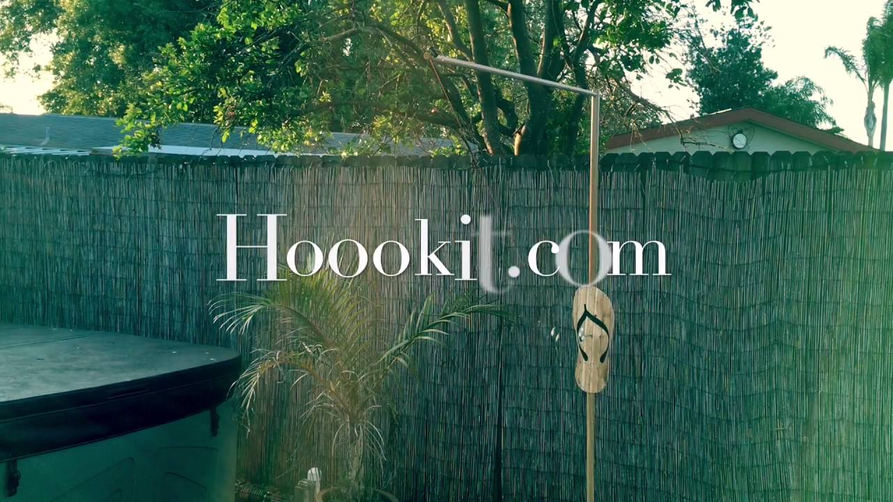 Hoook it The Portable Hook  Ring Toss Game  YouTube