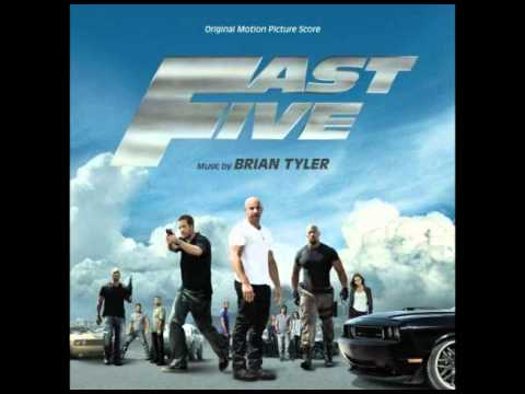 Fast Five Soundtrack - Brian Tyler - Connection