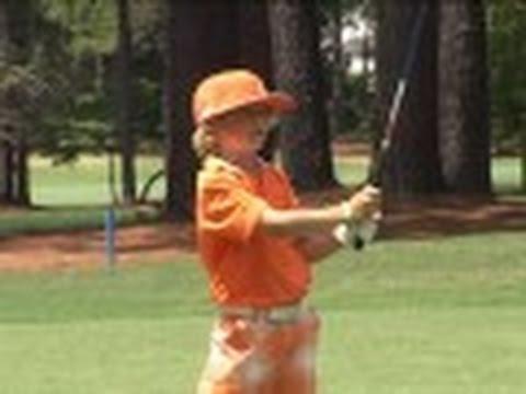 Will Lodge (8 yr old - Long Version) - 2012 US Kids Golf World Championship