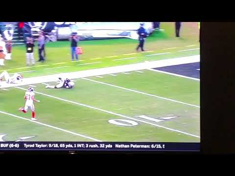CORDARRELLE PATTERSON WITH AN AMAZING 70 YARD PLAY **MUST WATCH** OAKLAND FANS WELCOMED!