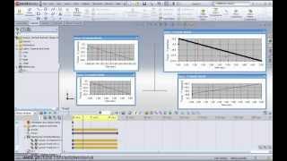 Инструмент для анализа движения SolidWorks Motion