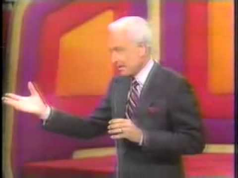 Bob Barker talks about The Doug Davidson Price is Right
