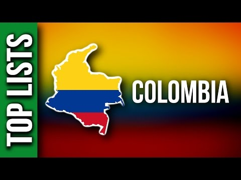 10 Things You Didn't Know About Colombia