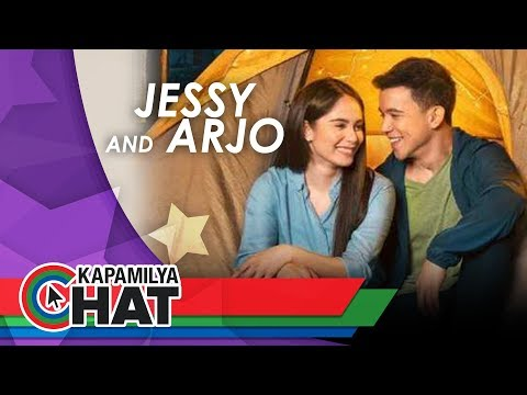Kapamilya Chat with Arjo Atayde and Jessy Mendiola for their movie Stranded