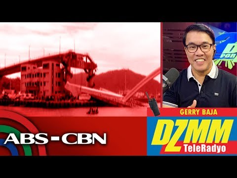 3 Filipinos still missing after Taiwan bridge collapse; 5 others injured | DZMM