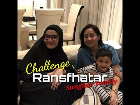 Challenge Ransfhatar with Sungkar Family