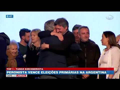 peronista-vence-eleições-primárias-na-argentina