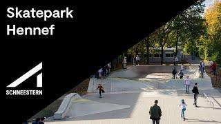 Skatepark hennef   schneestern
