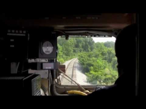 Music City Star train ride