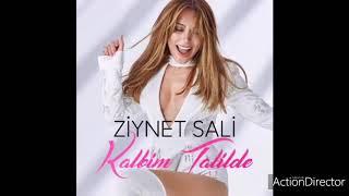 Ziynet Sali - Kalbim Tatilde (Remix) Resimi