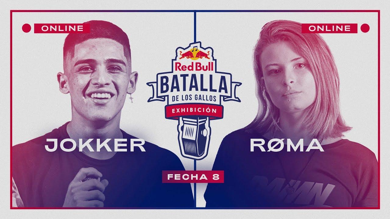 JOKKER vs RØMA | Semifinal | FECHA 8 | Red Bull Exhibición 2020