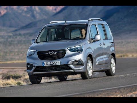 Opel Combo Life – первый тест драйв : практичный мечтатель
