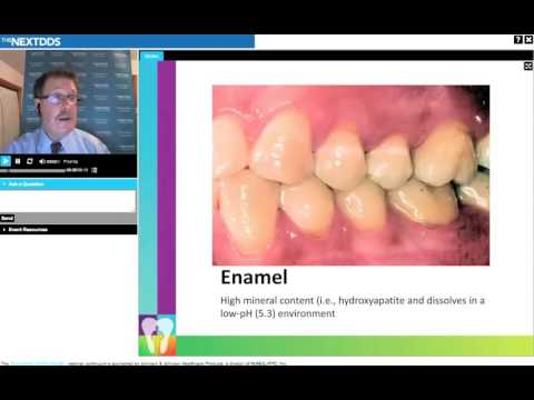Managing the Relationship Between the Teeth and the Oral Environment
