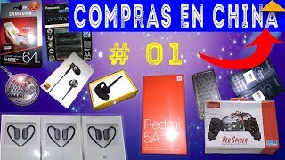 COMPRAR DE CHINA 2018 Aliexpress Gearbest DX ???? Unboxing 1????