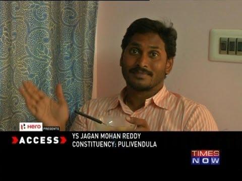 Access: Y S Jaganmohan Reddy