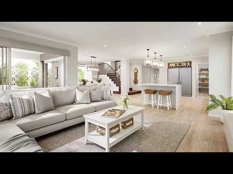 New Home Inspiration Series - Open Plan Living