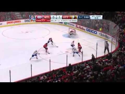 Playoff 2015 Montreal Canadien vs Ottawa Senators // Best Time