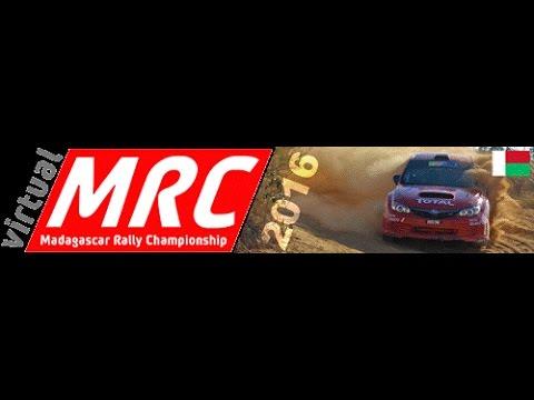 [RSRBR 2016] Virtual Malagasy Rally Championship  - VMRC team SO6 - EVO X NGP GR.N