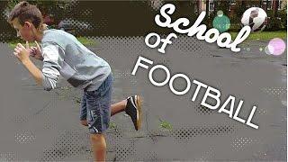 Школа Футбола #3 (разминка+приёмы мяча)(Приятного просмотра! Подпишись, если любишь футбол!!!, 2014-09-04T13:44:20.000Z)