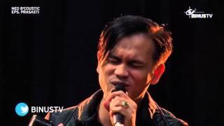 Prasasti - Kau Pikir Siapa Aku (Live Acoustic) At Binus TV
