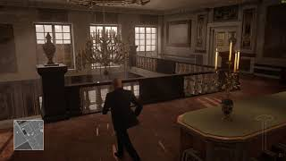 Hitman Escalation Contract The Perkins Disarray Level 5 (Silent Assassin)