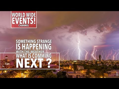 ALERT?? EXTREME WEATHER EVENTS WORLD WIDE 2016 p2