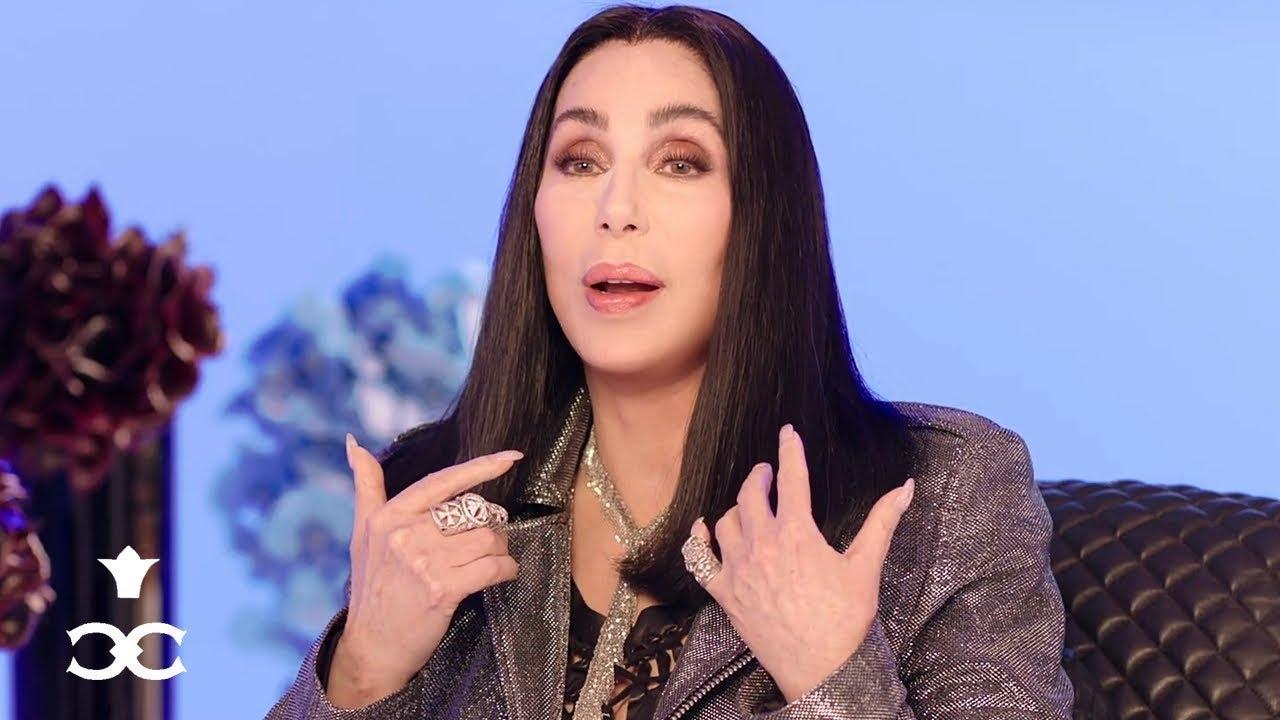 Fotos De Cher cher eau de couture: the interview