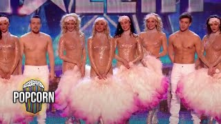 Britain's Got Talent S08E04 Sexy Vegas Acts Compilation