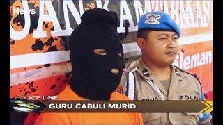 Guru SD di Sleman Cabuli 12 Siswi dengan Dalih Belajar Reproduksi - Police Line 09/01