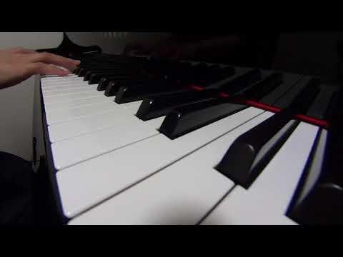 ANGELI NEL BLU/Laura Pausini arrangimento da pianoforte thumbnail