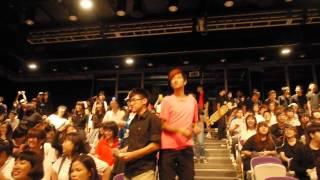 HKSC School Opening Ceremony 3.9.2012