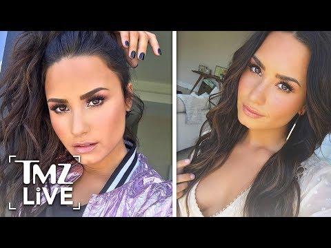 Demi Lovato Out Of Hospital | TMZ Live
